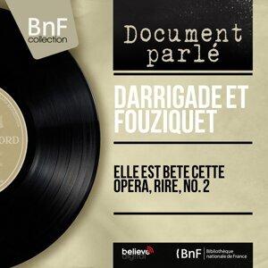 Darrigade et Fouziquet 歌手頭像