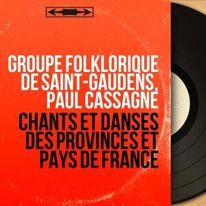 Groupe folklorique de Saint-Gaudens, Paul Cassagne 歌手頭像