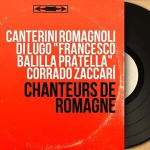 """Canterini romagnoli di Lugo """"Francesco Balilla Pratella"""", Corrado Zaccari 歌手頭像"""