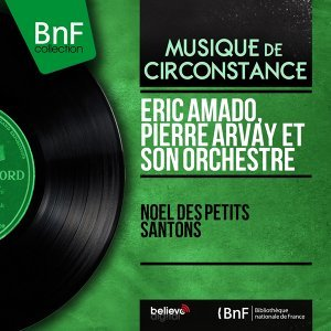 Éric Amado, Pierre Arvay et son orchestre アーティスト写真
