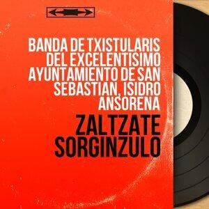 Banda de Txistularis del Excelentísimo Ayuntamiento de San Sebastián, Isidro Ansorena 歌手頭像