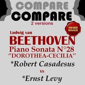 Robert Casadesus, Ernst Levy 歌手頭像