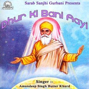 Amandeep Singh Butter Khurd 歌手頭像