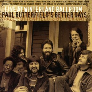 Paul Butterfield's Better Days 歌手頭像