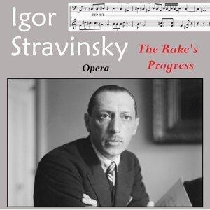 Orchestra del Teatro della Scala di Milano, Igor Stravinsky, Elisabeth Schwarzkopf, Robert Rounseville 歌手頭像