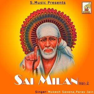 Mukesh Saxena, Paras Jain 歌手頭像