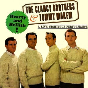 Clancy Brothers, Tommy Makem アーティスト写真