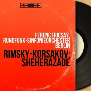 Ferenc Fricsay, Rundfunk-Sinfonieorchester Berlin アーティスト写真