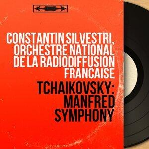 Constantin Silvestri, Orchestre national de la Radiodiffusion française アーティスト写真