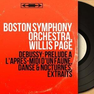 Boston Symphony Orchestra, Willis Page 歌手頭像