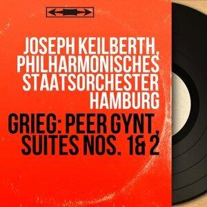Joseph Keilberth, Philharmonisches Staatsorchester Hamburg アーティスト写真