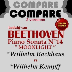 Wilhelm Backhaus, Wilhelm Kempff 歌手頭像