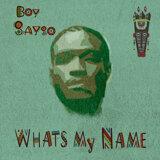 Boy Sayso