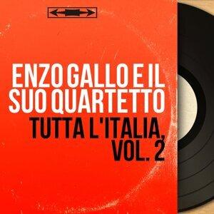 Enzo Gallo e il suo quartetto アーティスト写真