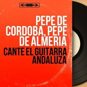 Pepe de Cordoba, Pepe de Almeria 歌手頭像