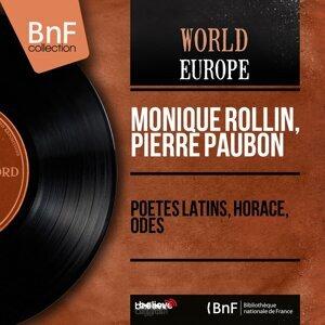 Monique Rollin, Pierre Paubon 歌手頭像