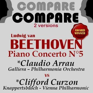 Claudio Arrau, Clifford Curzon 歌手頭像