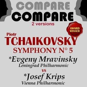 Evgeny Mravinsky, Josef Krips 歌手頭像