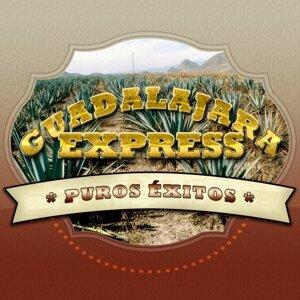 Guadalajara Express アーティスト写真
