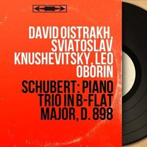 David Oistrakh, Sviatoslav Knushevitsky, Leo Oborin 歌手頭像