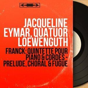 Jacqueline Eymar, Quatuor Loewenguth アーティスト写真