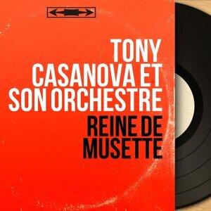 Tony Casanova et son orchestre アーティスト写真