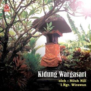 I Ngurah Wirawan, Ni Luh Nili アーティスト写真