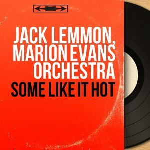 Jack Lemmon, Marion Evans Orchestra アーティスト写真