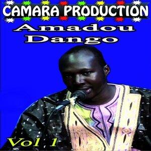 Amadou Dango アーティスト写真