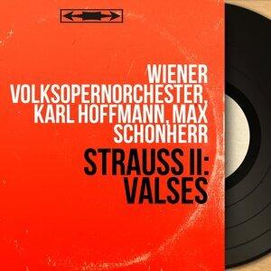Wiener Volksopernorchester, Karl Hoffmann, Max Schonherr 歌手頭像