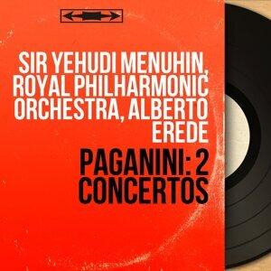 Sir Yehudi Menuhin, Royal Philharmonic Orchestra, Alberto Erede 歌手頭像