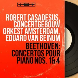 Robert Casadesus, Concertgebouw Orkest Amsterdam, Eduard van Beinum 歌手頭像