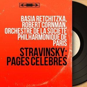 Basia Retchitzka, Robert Cornman, Orchestre de la Société philharmonique de Paris 歌手頭像