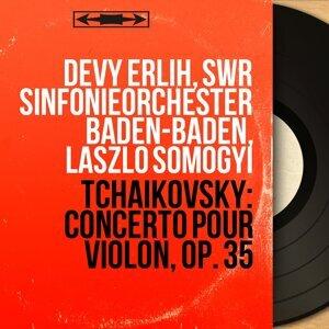 Devy Erlih, SWR Sinfonieorchester Baden-Baden, László Somogyi アーティスト写真