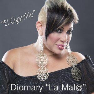 "Diomary ""La Mal@"" アーティスト写真"
