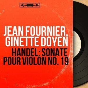 Jean Fournier, Ginette Doyen 歌手頭像