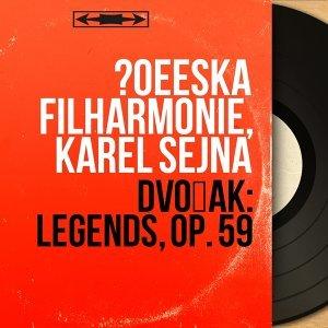 Česká filharmonie, Karel Šejna 歌手頭像