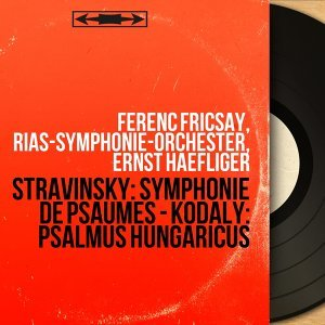 Ferenc Fricsay, Rias-Symphonie-Orchester, Ernst Haefliger 歌手頭像