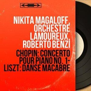 Nikita Magaloff, Orchestre Lamoureux, Roberto Benzi 歌手頭像