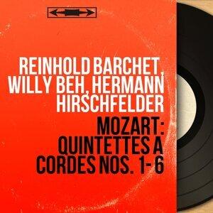 Reinhold Barchet, Willy Beh, Hermann Hirschfelder 歌手頭像
