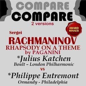 Julius Katchen, Philippe Entremont 歌手頭像