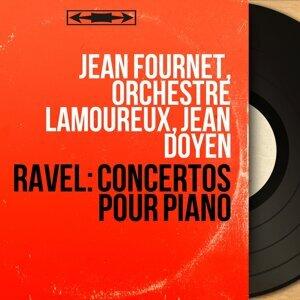 Jean Fournet, Orchestre Lamoureux, Jean Doyen アーティスト写真