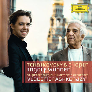 St. Petersburg Philharmonic Orchestra,Ingolf Wunder,Vladimir Ashkenazy アーティスト写真