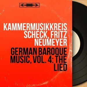 Kammermusikkreis Scheck, Fritz Neumeyer 歌手頭像