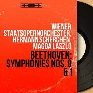 Wiener Staatsopernorchester, Hermann Scherchen, Magda Laszlo アーティスト写真
