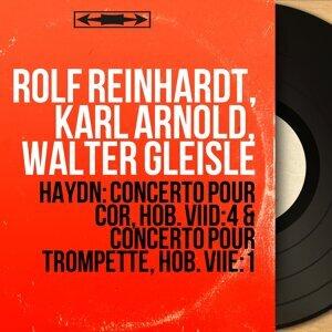 Rolf Reinhardt, Karl Arnold, Walter Gleisle 歌手頭像