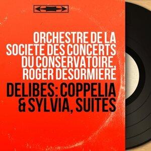 Orchestre de la Société des Concerts du Conservatoire, Roger Desormière 歌手頭像