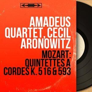 Amadeus Quartet, Cecil Aronowitz アーティスト写真