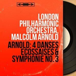 London Philharmonic Orchestra, Malcolm Arnold 歌手頭像