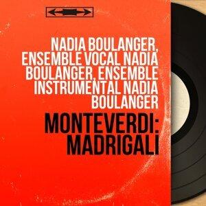Nadia Boulanger, Ensemble vocal Nadia Boulanger, Ensemble instrumental Nadia Boulanger 歌手頭像